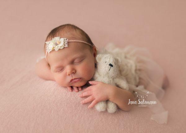 Babykleid, Taufkleid, Neugeborenen Kleid aus Spitze