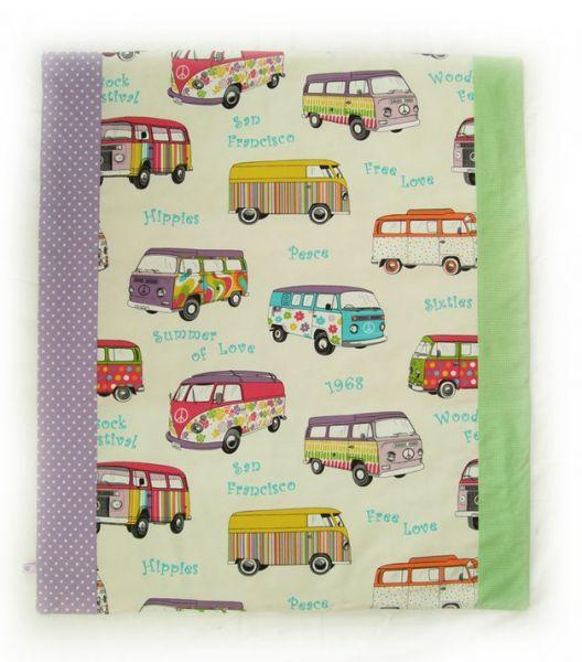 Baby Decke Bus
