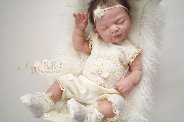 Babybody für babyshooting oder Taufe