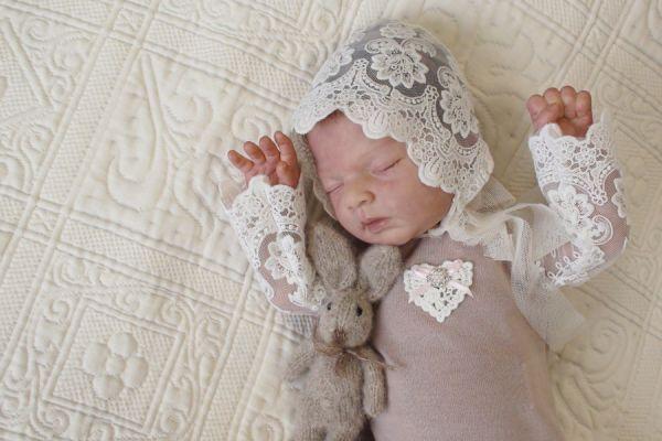 Taufkleidung, Babybody, Babyfotografie
