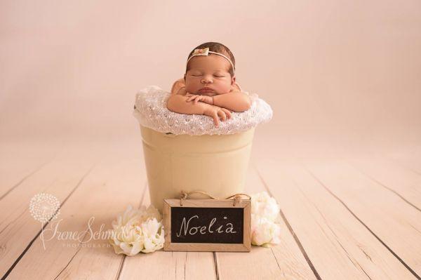 Bobble Wrap für Neugeborenen Fotografie
