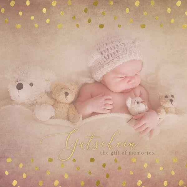 Fotoshooting Gutschein, Geschenkgutschein, Geburt, taufe, Geburtstag, Weihnachten, Ostern