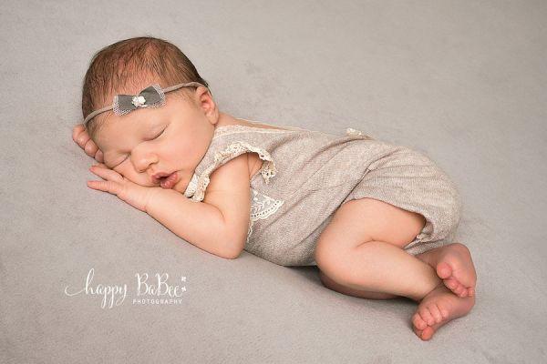 Babybody für Babyshooting