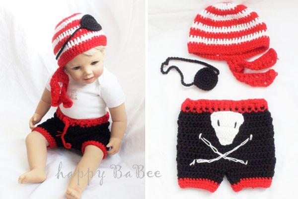 Baby Kostüm Pirat Props Fashing