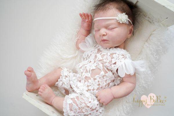 festliches Boddy aus Spitze für Baby
