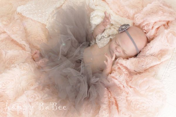 Newborn reborn Baby Tütü Rock Petticoat Photo Props