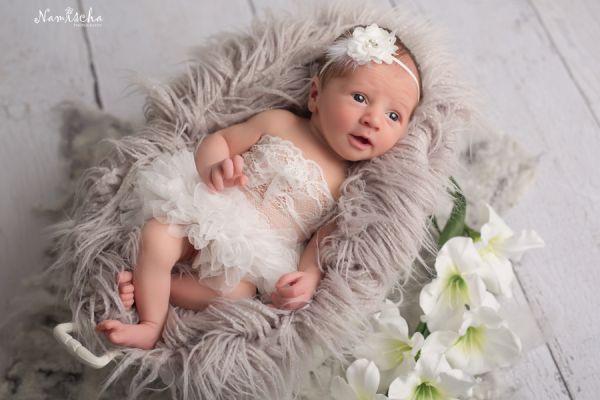 Baby Tütü Kleid, kleine Ballerina
