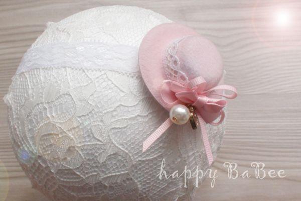 Haarband für Baby Hut