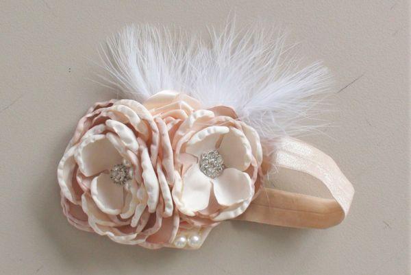 Haarband für Fotoshooting