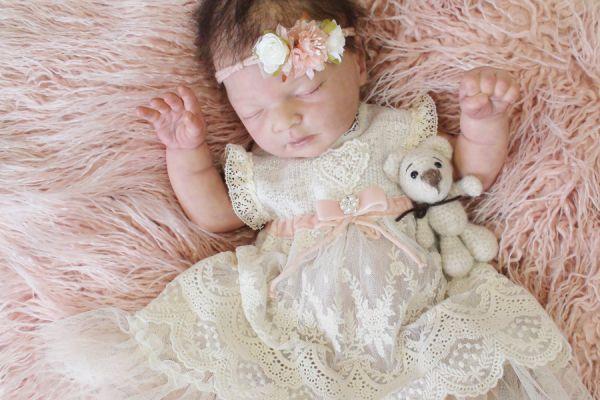 Taufkleid, Taufe, Taufbekleidung, Babykleid