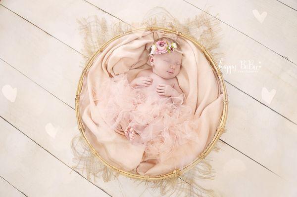 Baby Tütü Tüll Roch für Babyshooting