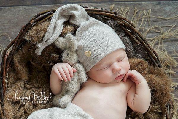 Babyboy Outfit für Babyshooting
