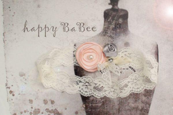 Baby Haarband. Vintage
