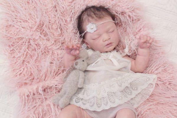 Baby Set für Babyshooting oder Taufe