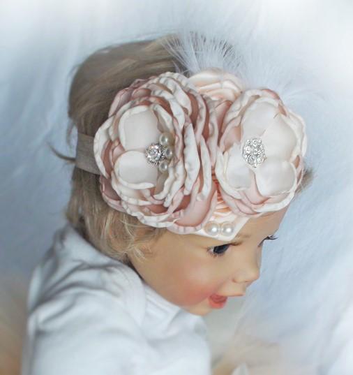 07c2e5daaca89 Vorschau  Haarband für Fotoshooting · Vorschau  Baby Haarband MADELEINE Fb  Apricot ...