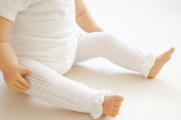 Baby leggins, festlich