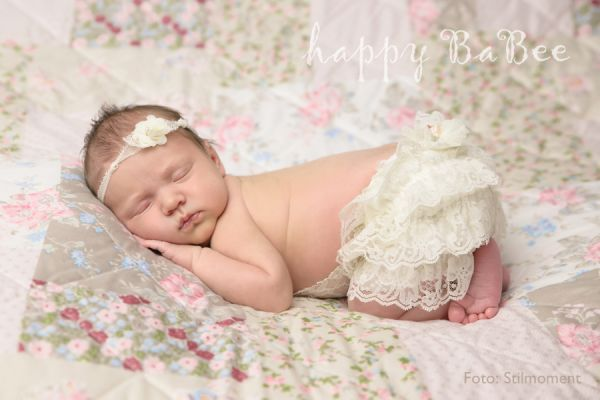 Newborn Outfit Fotoshooting