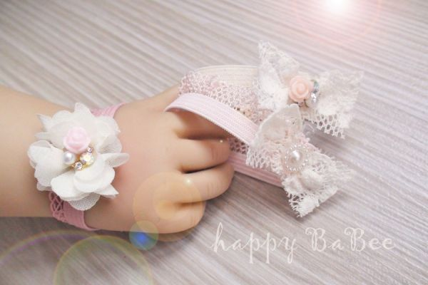 Baby Armband elastisch