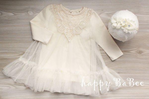 Vintage Kleid Kleikind Shabbychick