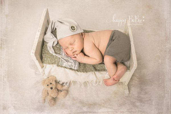 Baby Set für Fotoshooting